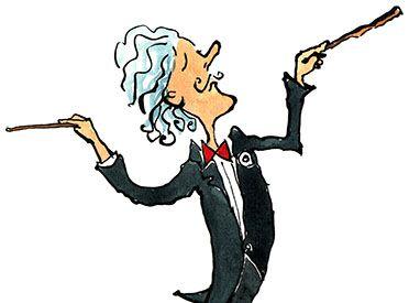 Le dirigeant, chef d'orchestre