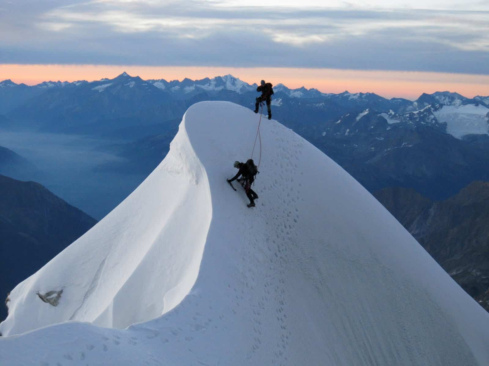 Self-management Everest: Who wants to climb to the top?